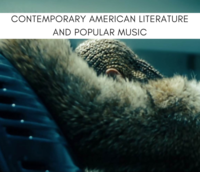 HL90CF: Contemporary American Literature and Popular Music