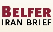 Belfer Iran Brief