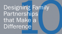 Designing Family Partnerships that Make a Difference