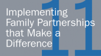 Implementing Family Partnerships that Make a Difference