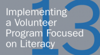 Implementing a Volunteer Program Focused on Literacy