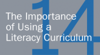 The Importance of Using a Literacy Curriculum