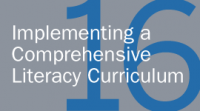 Implementing a Comprehensive Literacy Curriculum