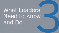 What Leaders Need to Know