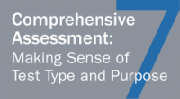 Comprehensive Assessment: Making Sense of Test Type and Purpose