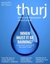 Thurj:  The Harvard Undergraduate Research Journal
