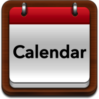 House events calendar link