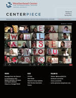 Thumbnail image of Centerpiece cover spring 2020