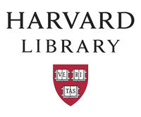 harvard library with shield