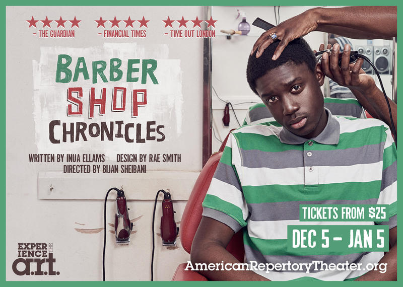 Barbershop Chronicles Poster