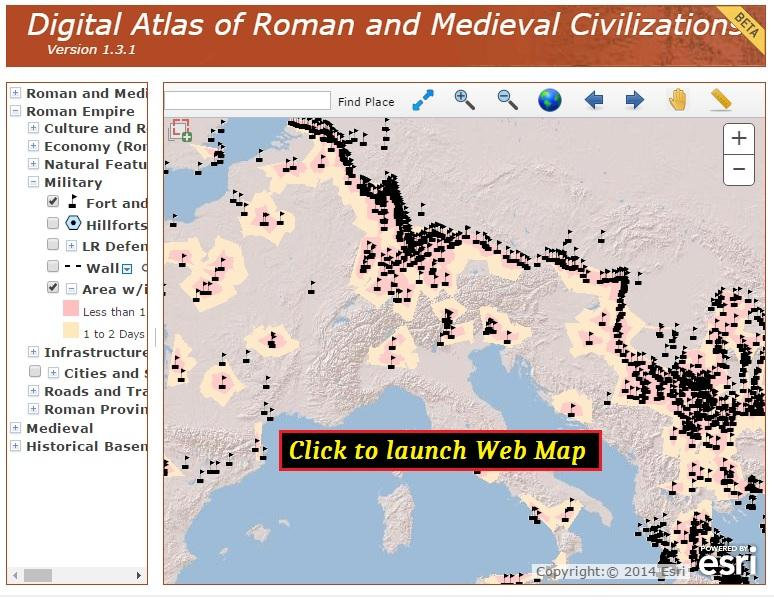 launch Web Map
