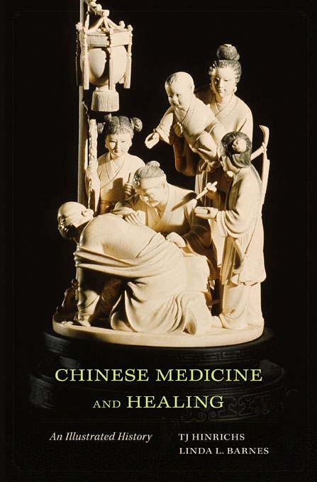 Image of Book Chinese Medicine and Healing