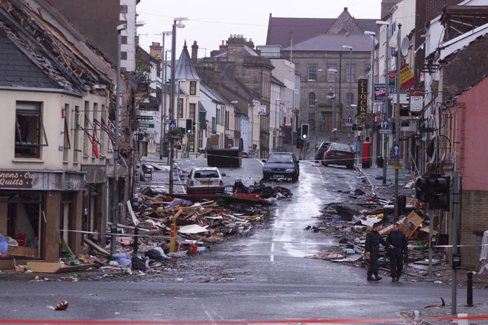 Image of Omagh Bombing