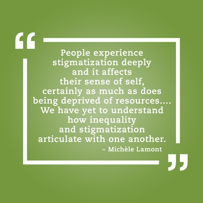 Quote from Michele Lamont