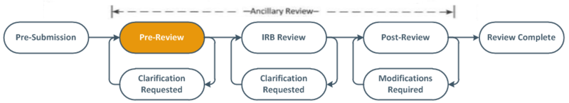 Image of Ancillary Review in Workflow