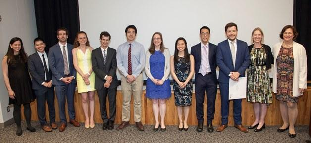 Ophthalmology residents class of 2018