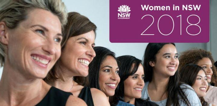 Women in NSW 2018