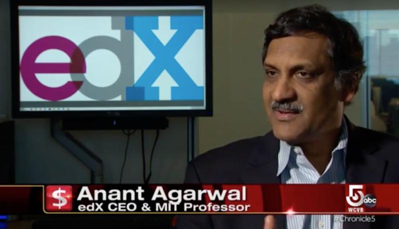 edX Featured on WCVB Chronicle | HarvardX