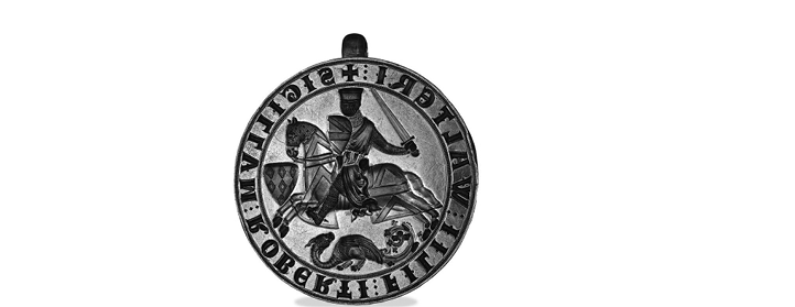 Seal matrix of Robert Fitzwalter