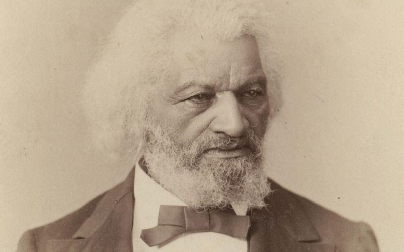 Photo of Fredrick Douglass