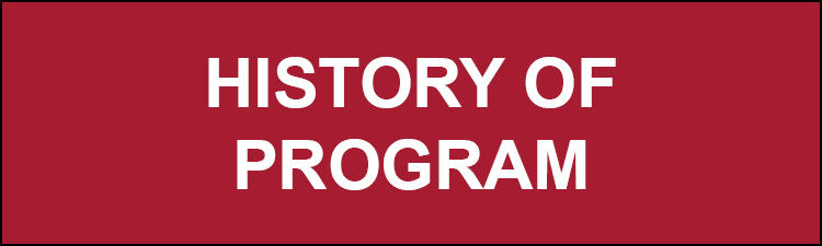 Shore Program - History of Program Navigation Button