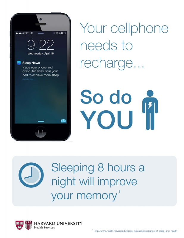 Sleep Campaign Poster