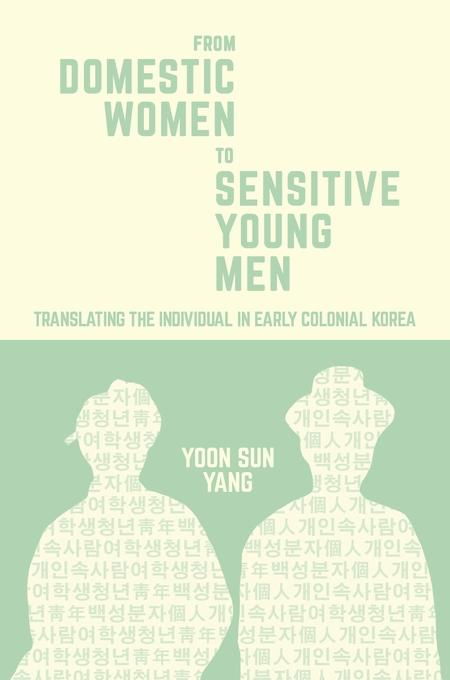 From Domestic Women to Sensitive Young Men Book Cover