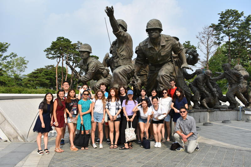 korean war museum