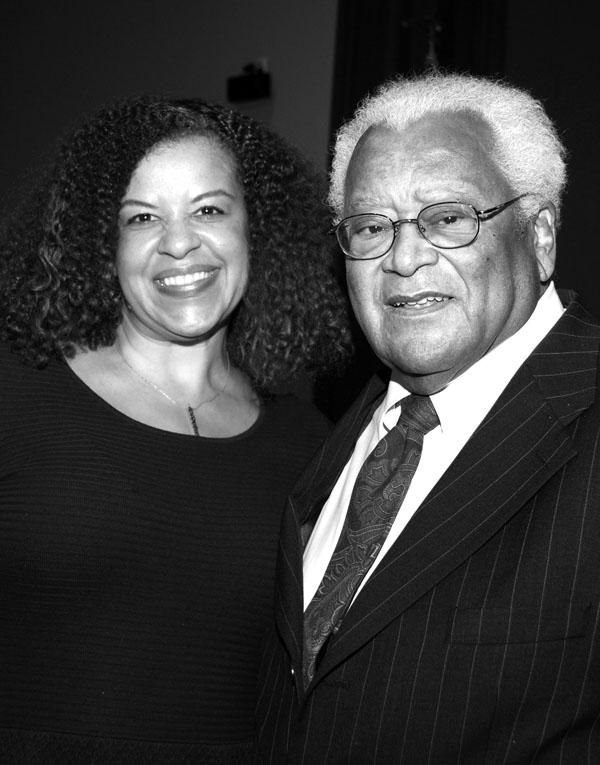 Rev. Lawson and Naomi Walker