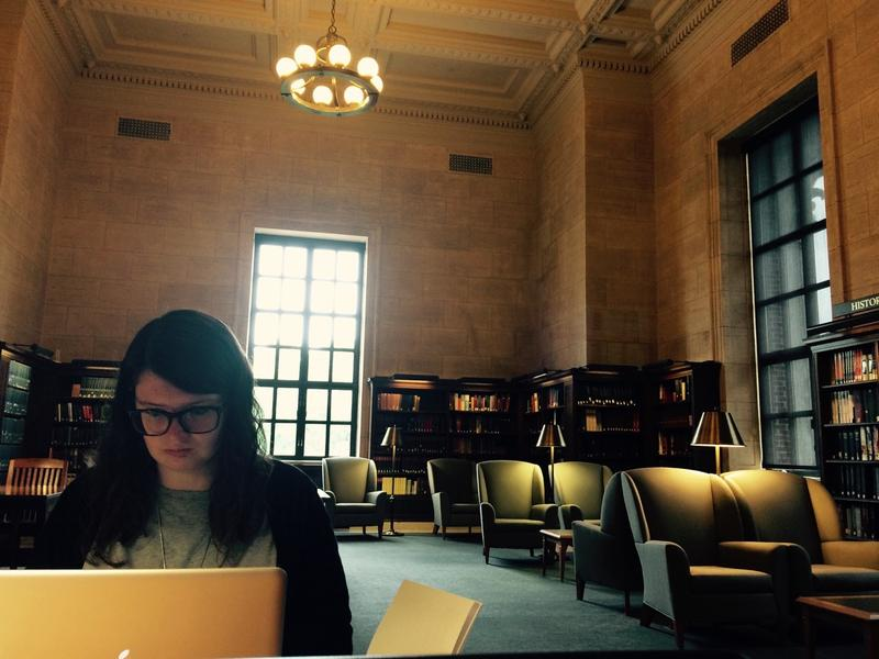 Cat Fallow scrutinizes the patronage system at Widener Library