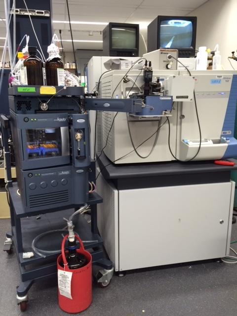 Orbitrap Mass Spec