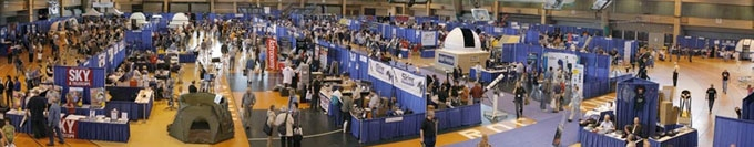 Conference Panoramic Image
