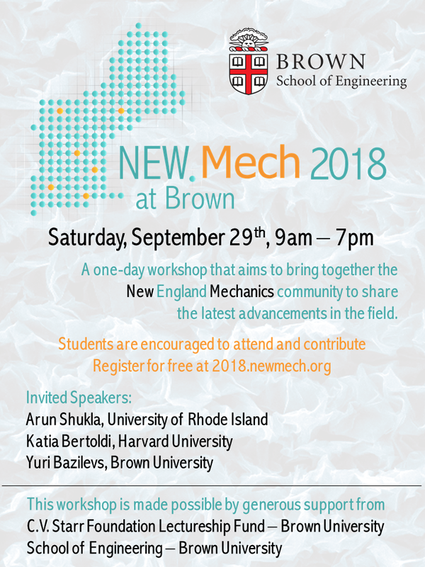 NEW.Mech 2018 Flyer