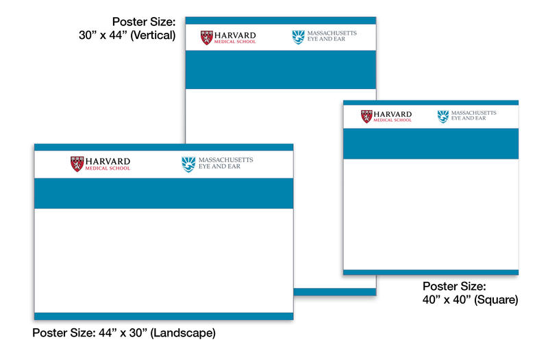 Poster Templates | Harvard Medical School Department of Otolaryngology