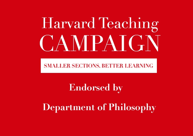 harvard teaching campaign