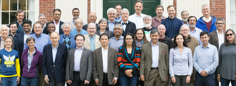 Harvard Physics Faculty 2018 - group picture