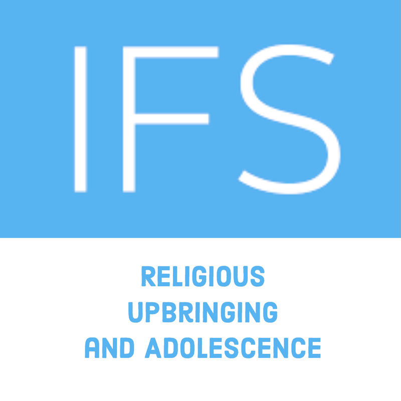 Religious Upbringing and Adolescence