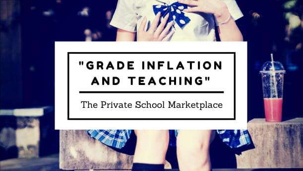Grade Inflation and Teaching