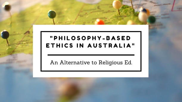 Philosophy-Based Ethics in Australia