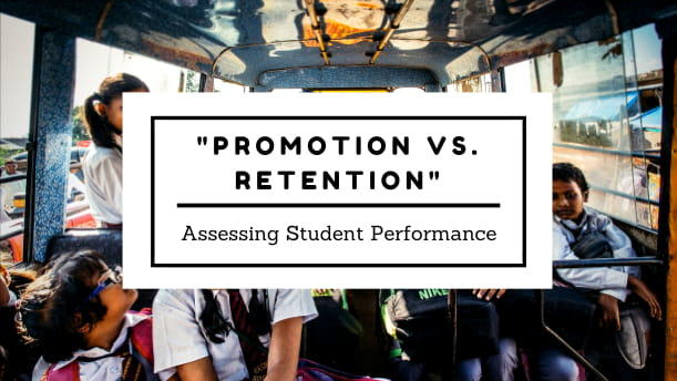 Promotion vs. Retention