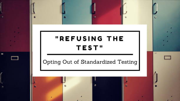 Refusing the Test