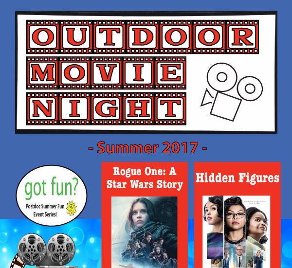 Outdoor Movie Night 2017