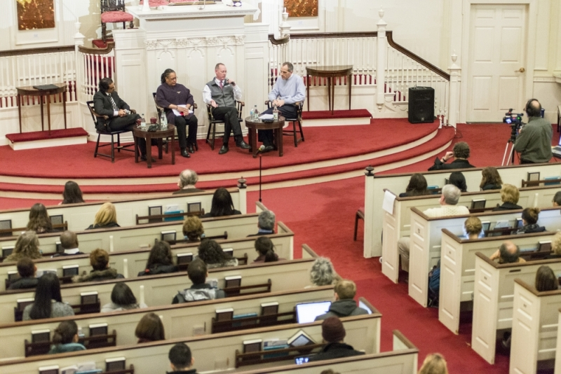 Ebola Forum at Harvard