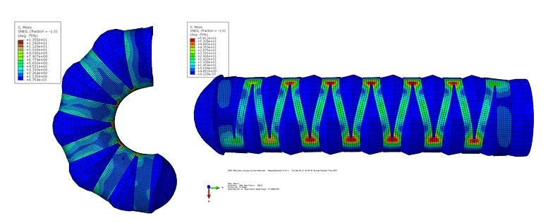 Modeling and Design Tool for Soft Pneumatic Actuators | Soft