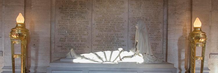 World War I The Memorial Church
