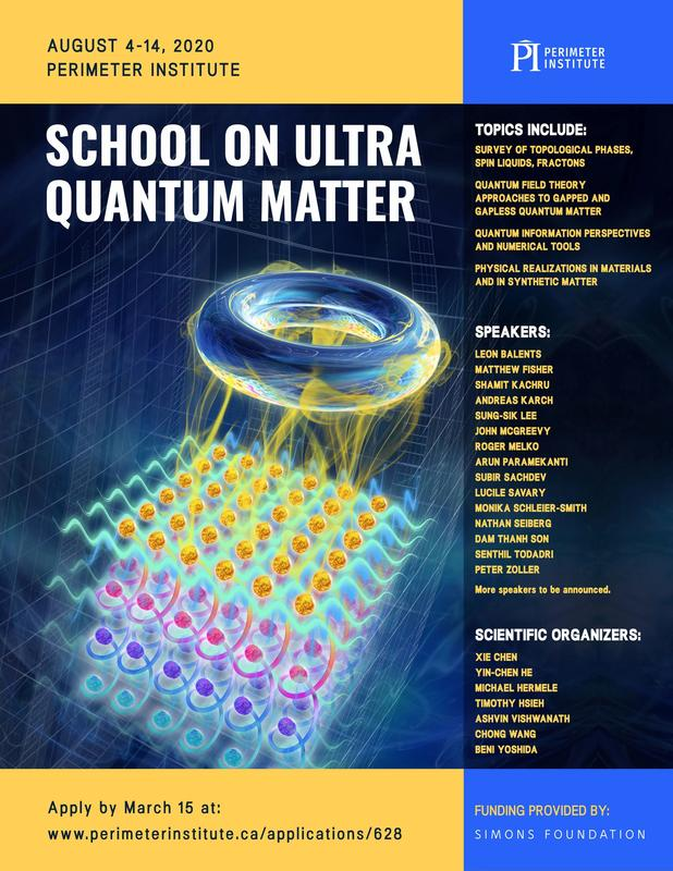 School on Ultra Quantum Matter