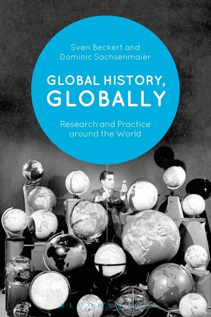 Image of book cover of Global History, Globally