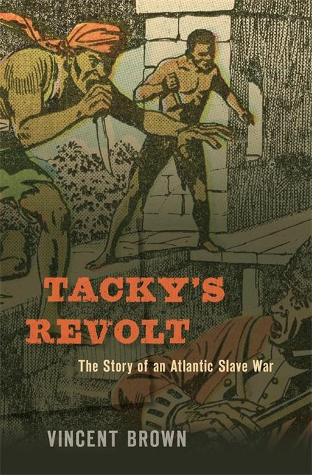 Image of book cover for Tacky's Revolt