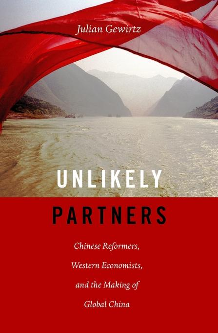 Image of book cover Unlikely Partners