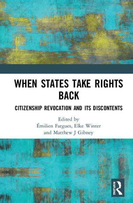 Image of book cover for When States Take Rights Back